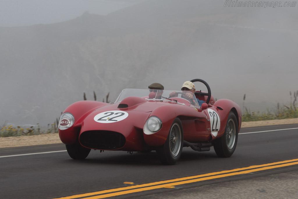 Ferrari 250 TR - Chassis: 0754TR   - 2014 Pebble Beach Concours d'Elegance
