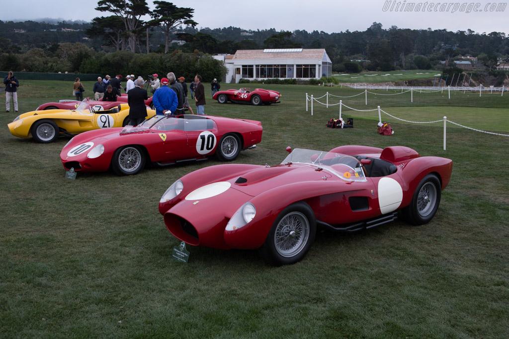Ferrari 250 TR - Chassis: 0742TR   - 2014 Pebble Beach Concours d'Elegance