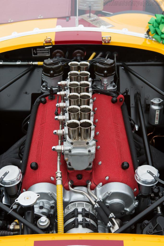 Ferrari 250 TR - Chassis: 0724TR   - 2014 Pebble Beach Concours d'Elegance