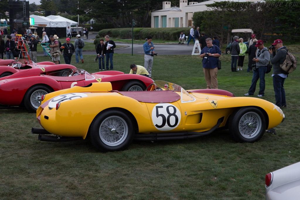 Ferrari 250 Tr Chassis 0724tr 2014 Pebble Beach