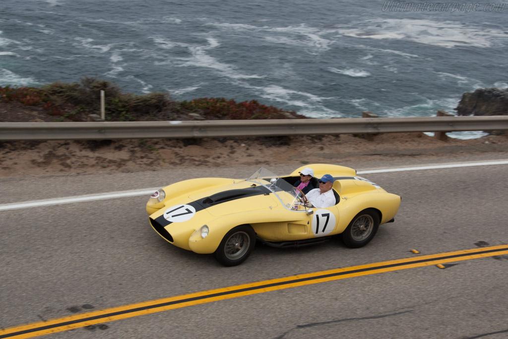 Ferrari 250 TR - Chassis: 0722TR   - 2014 Pebble Beach Concours d'Elegance