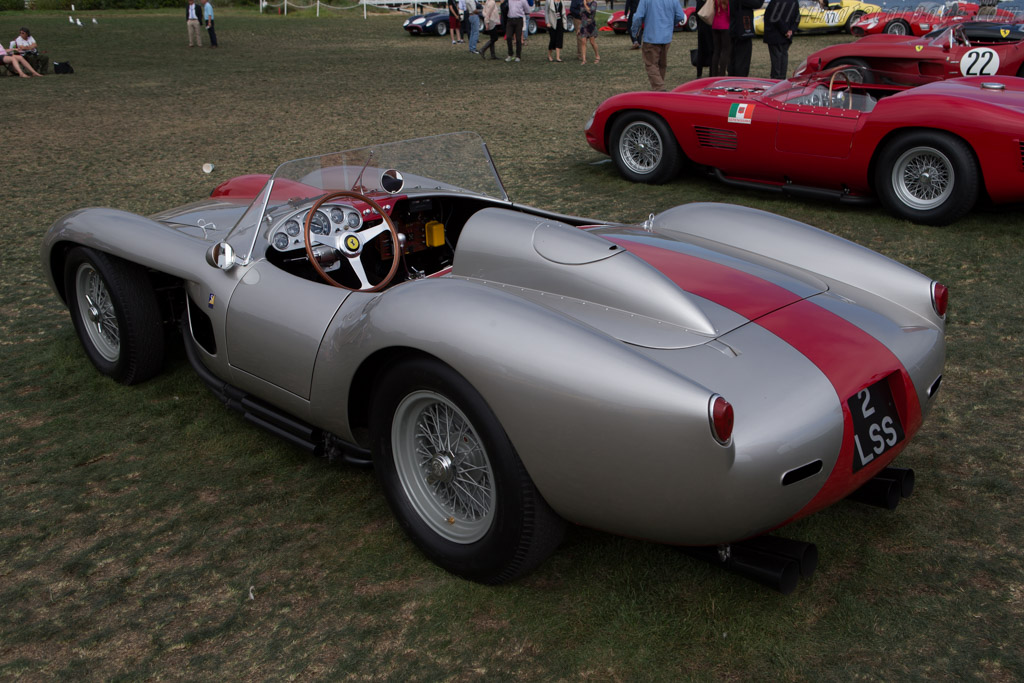 Ferrari 250 TR - Chassis: 0718TR   - 2014 Pebble Beach Concours d'Elegance