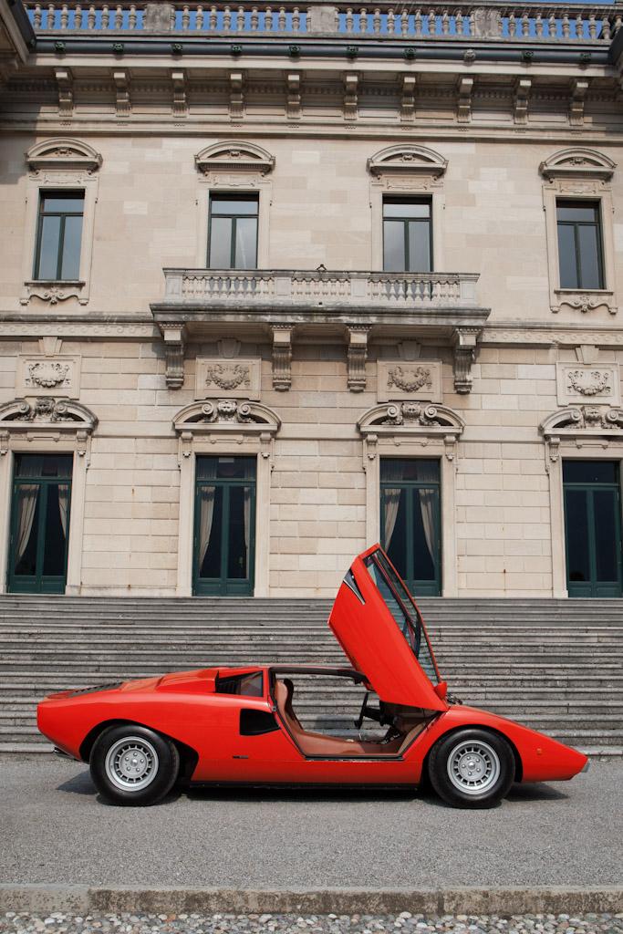 Lamborghini Countach LP400 - Chassis: 1120056   - 2012 Concorso d'Eleganza Villa d'Este