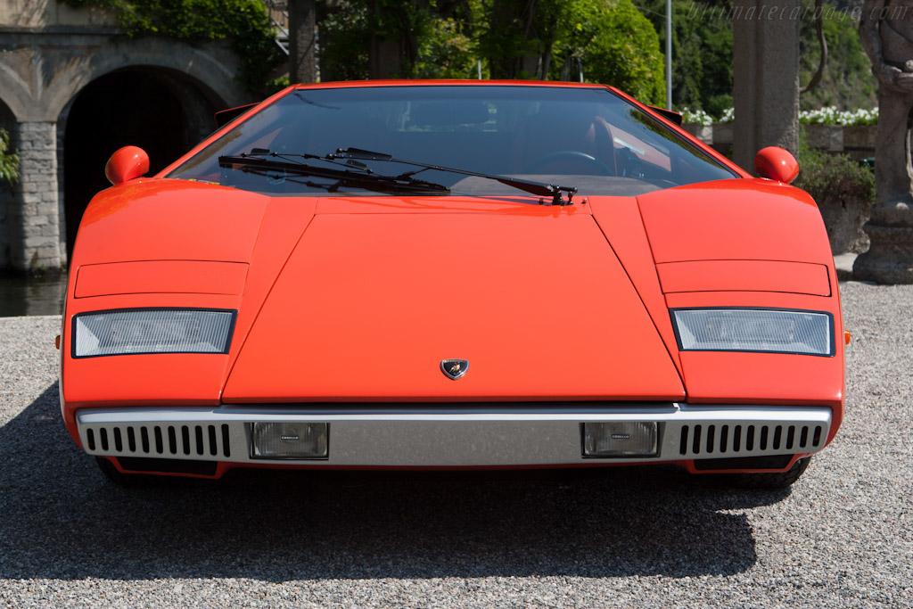 Lamborghini Countach Lp400 Chassis 1120056 2012 Concorso D Eleganza Villa D Este