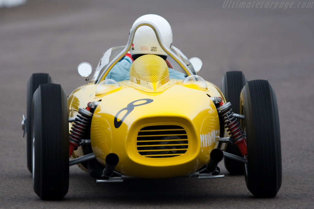 Ferrari 156 F1 'Sharknose' - Chassis: 0002R   - 2009 Goodwood Revival