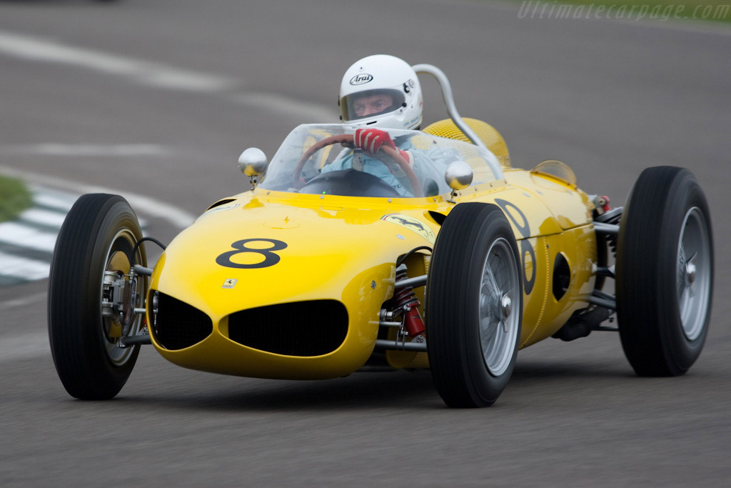 Click here to open the Ferrari 156 F1 'Sharknose' gallery