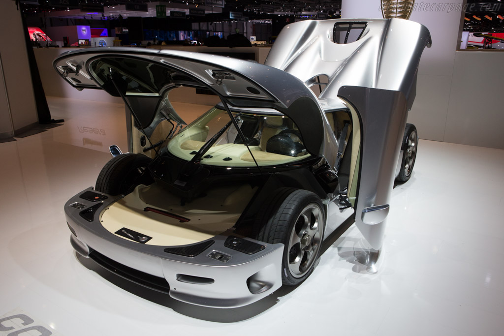 Koenigsegg CC 8S - Chassis: 7002   - 2015 Geneva International Motor Show