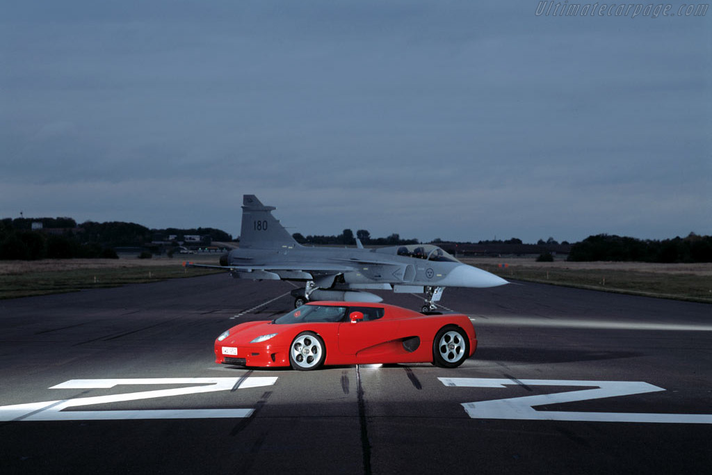 Koenigsegg CC 8S