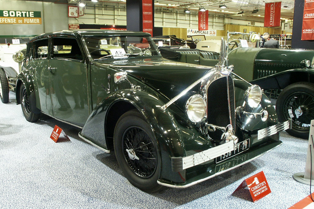 Click here to open the Voisin C28 Chancellerie gallery