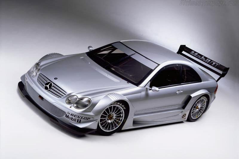 2000 2003 Mercedes Benz Clk Dtm Images Specifications