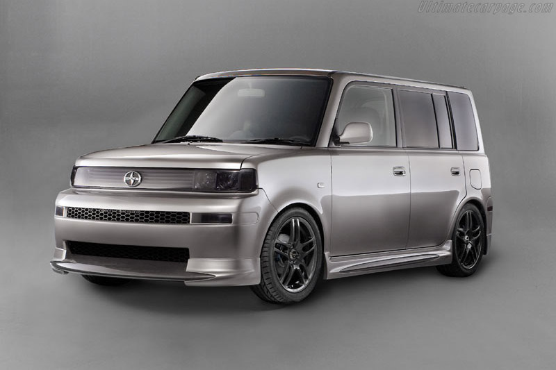 Click here to open the Scion bbX gallery