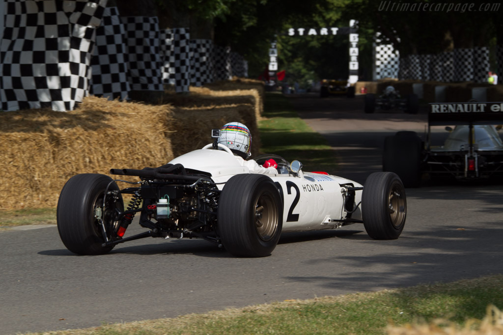 Honda RA272 - Chassis: RA272F-102   - 2013 Goodwood Festival of Speed