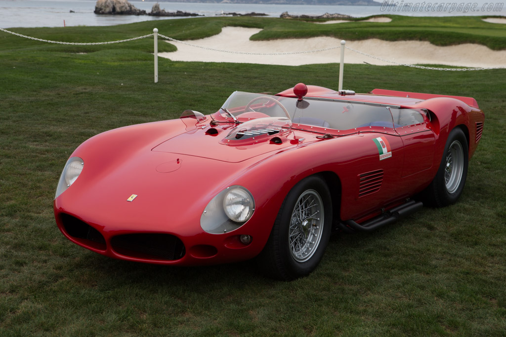 Ferrari 250 TRI61 - Chassis: 0792TR   - 2014 Pebble Beach Concours d'Elegance