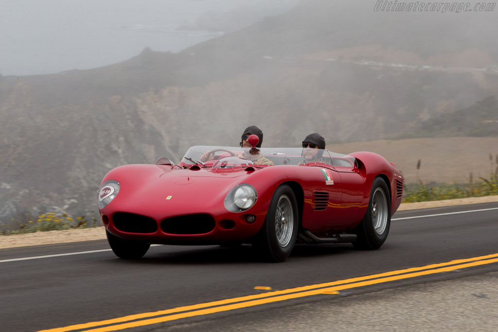 Click here to open the Ferrari 250 TRI61 gallery