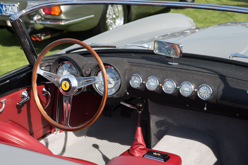 Ferrari 250 GT Pinin Farina Cabriolet - Chassis: 0777GT   - 2015 Pebble Beach Concours d'Elegance