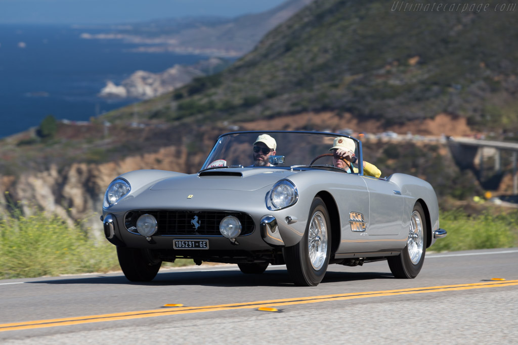 Click here to open the Ferrari 250 GT Pinin Farina Cabriolet gallery