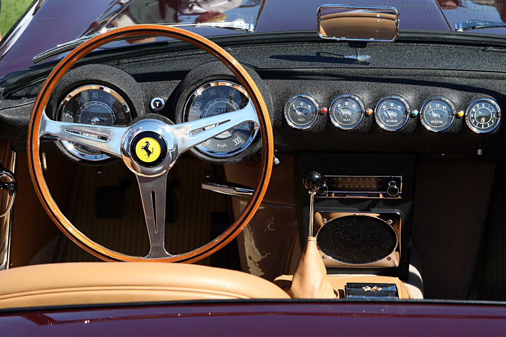 Ferrari 250 GT Pinin Farina Cabriolet - Chassis: 0813GT   - 2007 Pebble Beach Concours d'Elegance