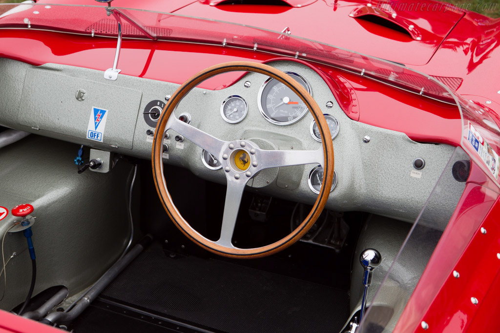 Ferrari 196 SP Dino - Chassis: 0806   - 2013 Pebble Beach Concours d'Elegance