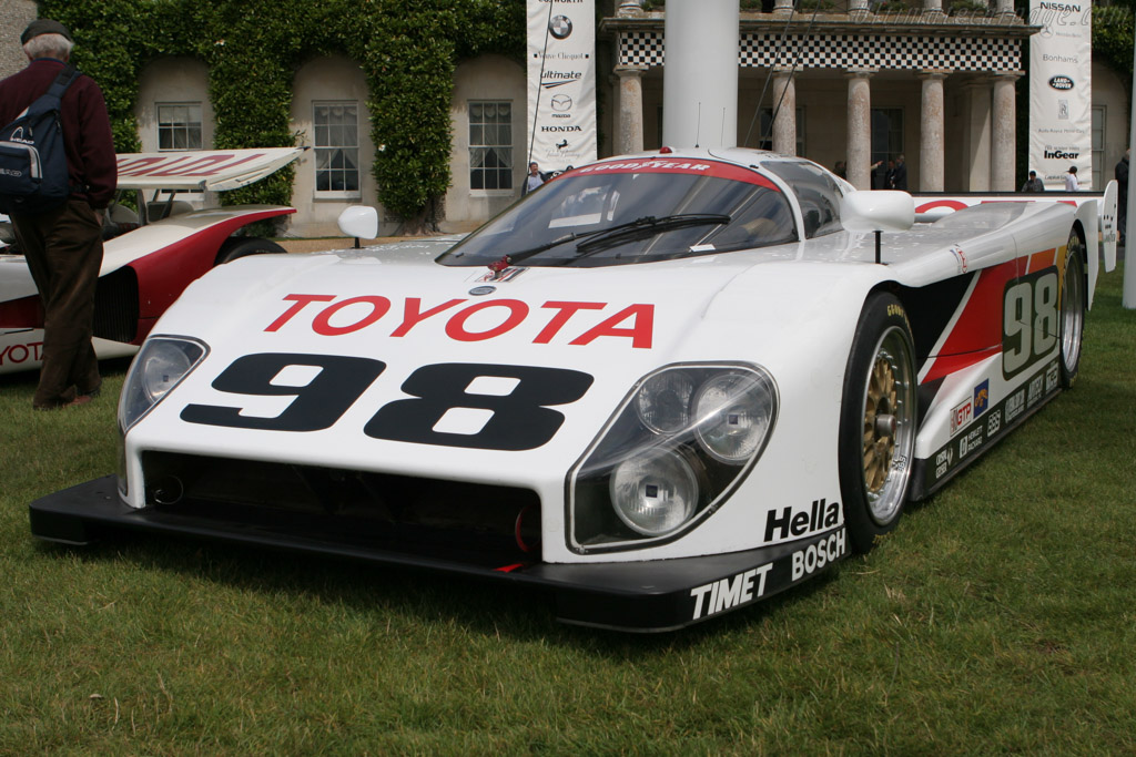 Toyota Eagle GTP Mk III - Chassis: WFO-91-005 - 2007 Goodwood Festival of Speed