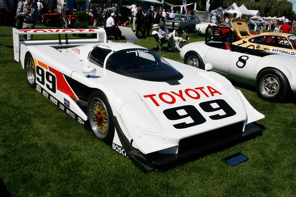 Toyota Eagle GTP Mk III - Chassis: WFO-91-003   - 2013 The Quail, a Motorsports Gathering