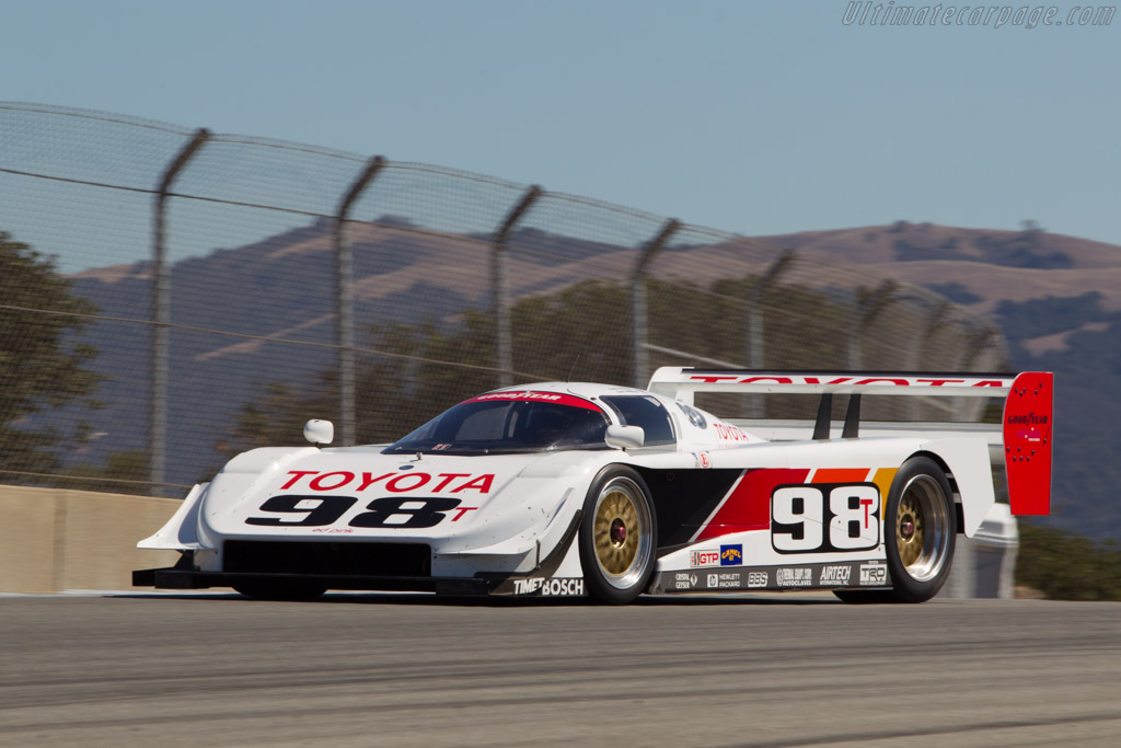 Toyota Eagle GTP Mk III - Chassis: WFO-91-002   - 2014 Monterey Motorsports Reunion