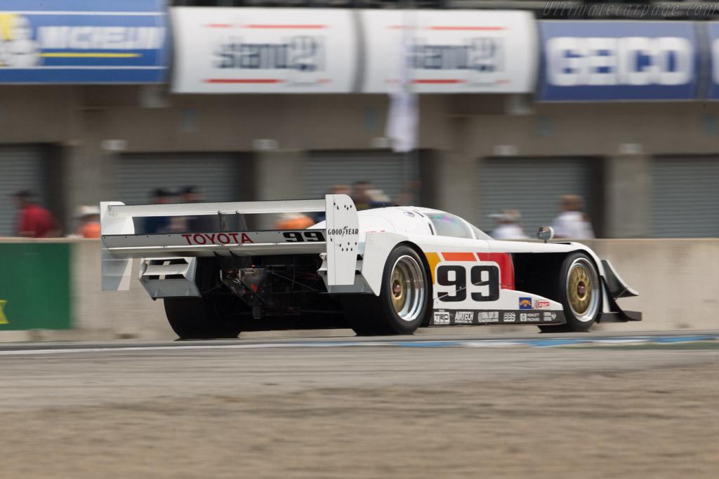 Toyota Eagle GTP Mk III - Chassis: WFO-91-004   - 2016 Monterey Motorsports Reunion