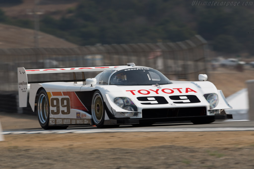 Toyota Eagle GTP Mk III - Chassis: WFO-91-004   - 2016 Monterey Motorsports Reunion