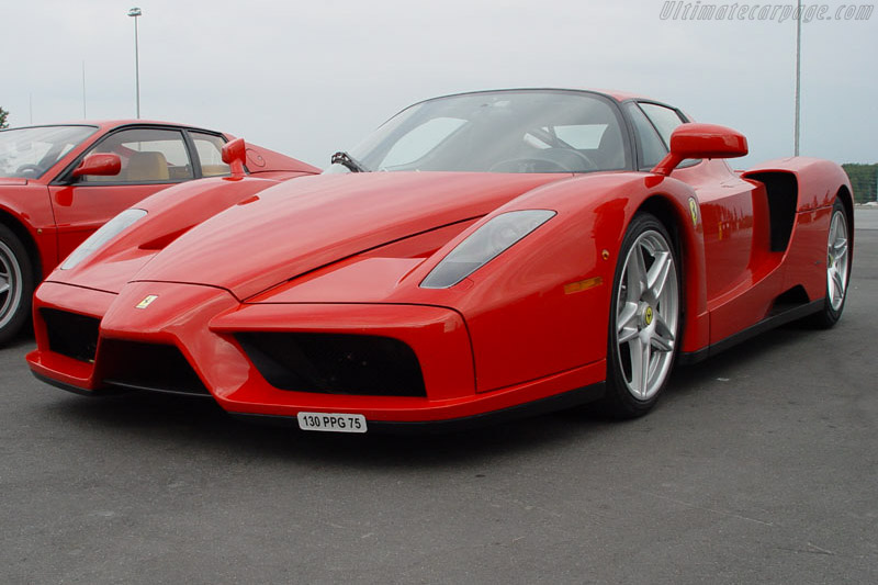 2002 2003 Ferrari Enzo Images Specifications And Information