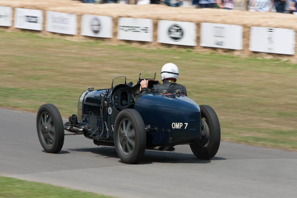 bugatti type 51 grand prix chassis 51140 2009 goodwood festival of speed high resolution image. Black Bedroom Furniture Sets. Home Design Ideas