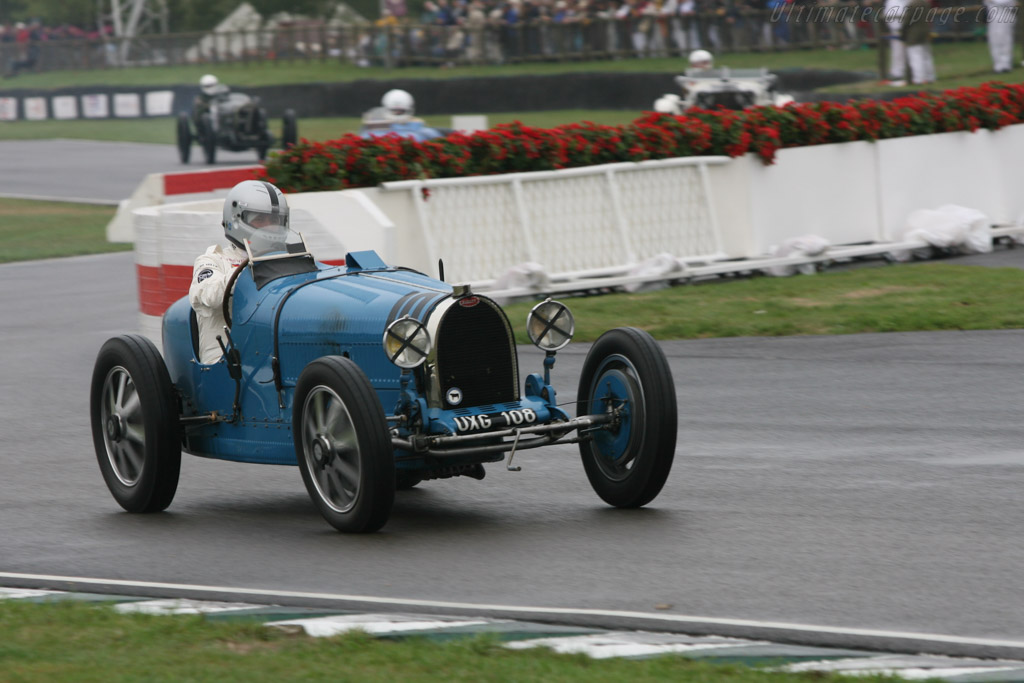bugatti type 51 grand prix chassis 51154 2006 goodwood revival. Black Bedroom Furniture Sets. Home Design Ideas