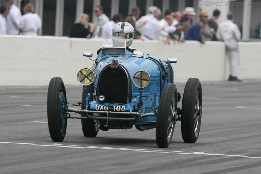 Bugatti Type 51 Grand Prix - Chassis: 51154   - 2007 Goodwood Revival