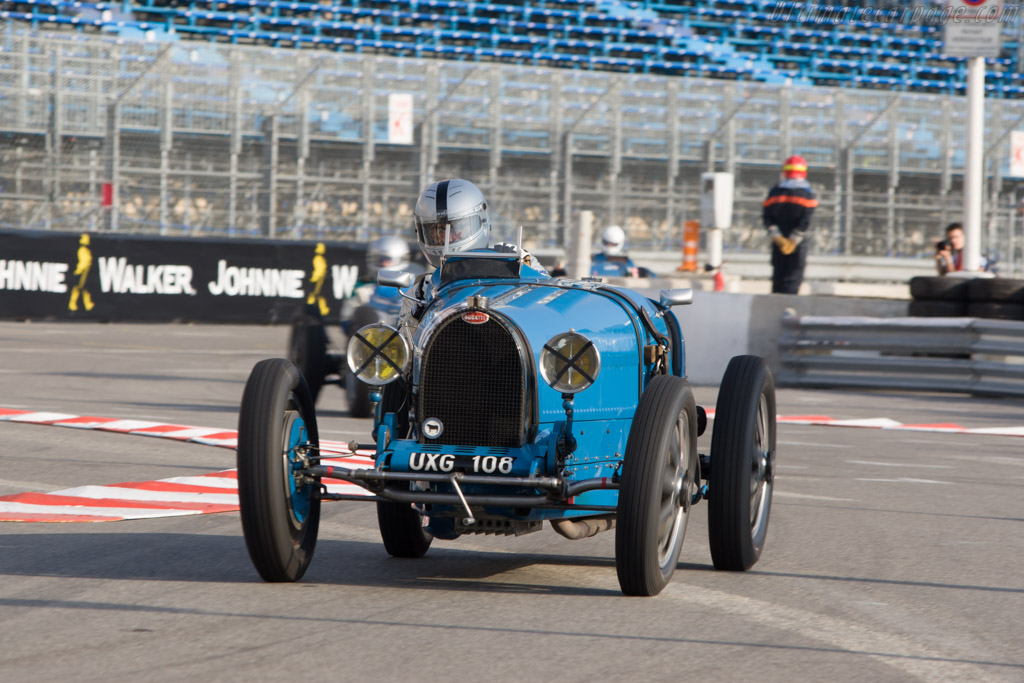 Bugatti Type 51 Grand Prix - Chassis: 51154   - 2008 Monaco Historic Grand Prix