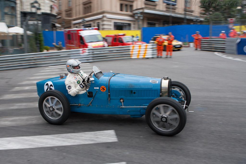 Bugatti Type 51 Grand Prix - Chassis: 51154   - 2010 Monaco Historic Grand Prix