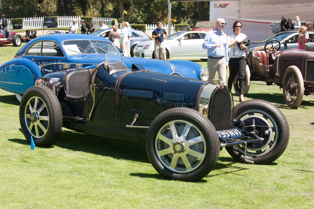 Bugatti Type 51 Grand Prix - Chassis: 51130   - 2013 The Quail, a Motorsports Gathering