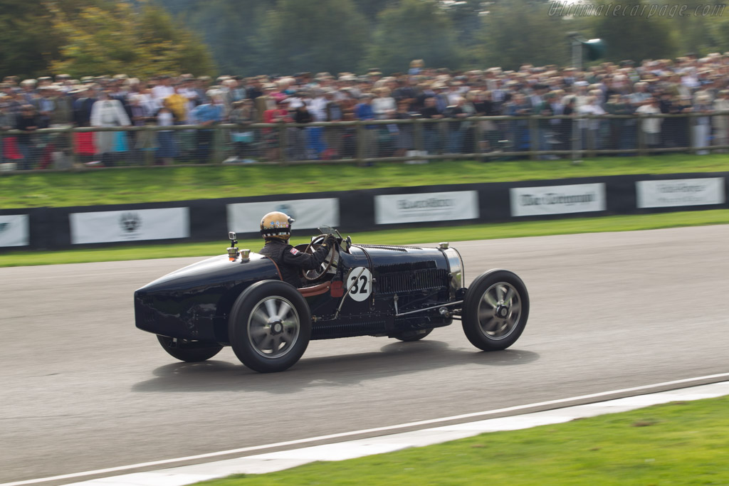 Bugatti Type 51 Grand Prix - Chassis: 51126   - 2014 Goodwood Revival
