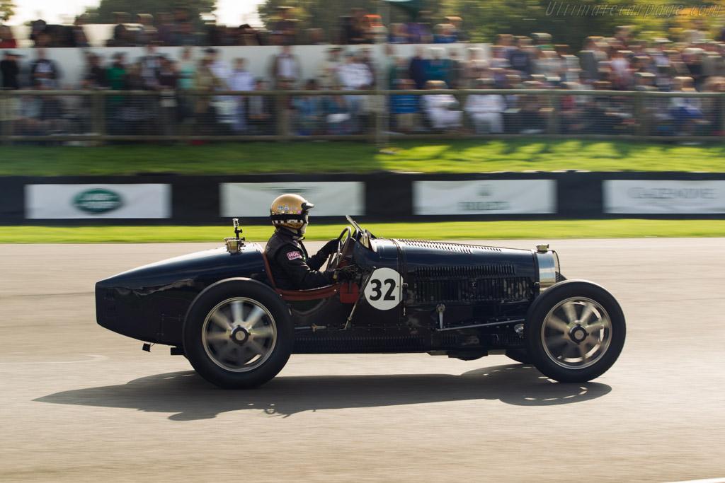 Bugatti Type 51 Grand Prix Chassis 51126 2014