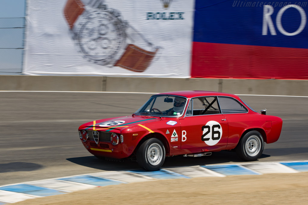 Alfa Romeo Giulia 1600 Sprint GTA - Chassis: AR752648  - 2008 Monterey Historic Automobile Races