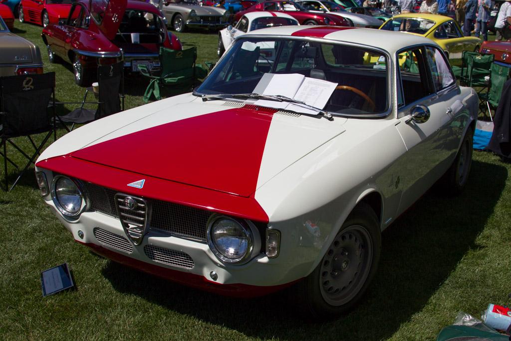 Alfa Romeo Giulia 1600 Sprint GTA - Chassis: AR613115   - 2015 The Quail, a Motorsports Gathering