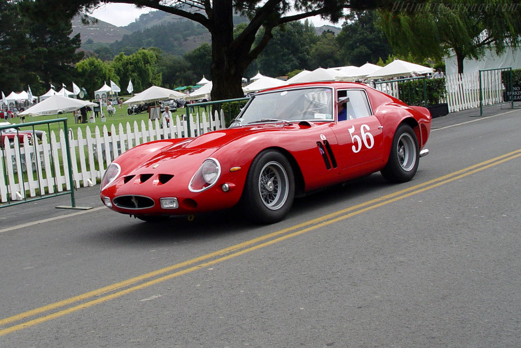 Ferrari 250 GTO - Chassis: 5111GT   - 2004 The Quail, a Motorsports Gathering