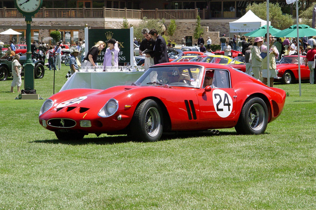 Ferrari 250 GTO - Chassis: 4293GT  - 2004 The Quail, a Motorsports Gathering