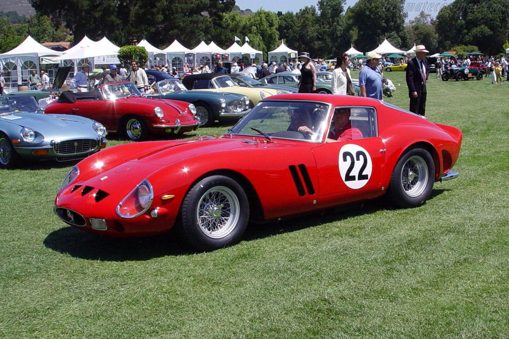 Ferrari 250 GTO - Chassis: 3943GT   - 2004 The Quail, a Motorsports Gathering