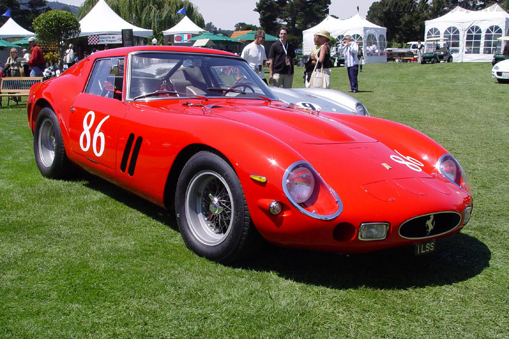 Ferrari 250 GTO - Chassis: 3451GT  - 2004 The Quail, a Motorsports Gathering