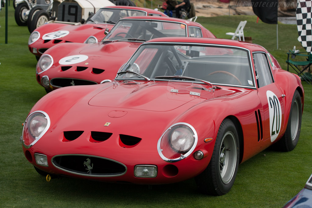 Ferrari 250 GTO - Chassis: 4757GT   - 2011 Pebble Beach Concours d'Elegance
