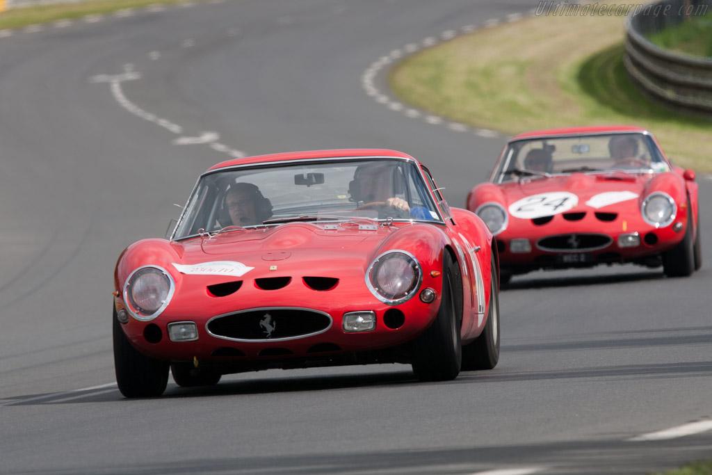Ferrari 250 GTO - Chassis: 4757GT  - 2012 Le Mans Classic