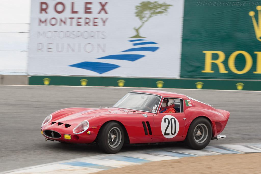 Ferrari 250 GTO - Chassis: 4757GT   - 2013 Monterey Motorsports Reunion
