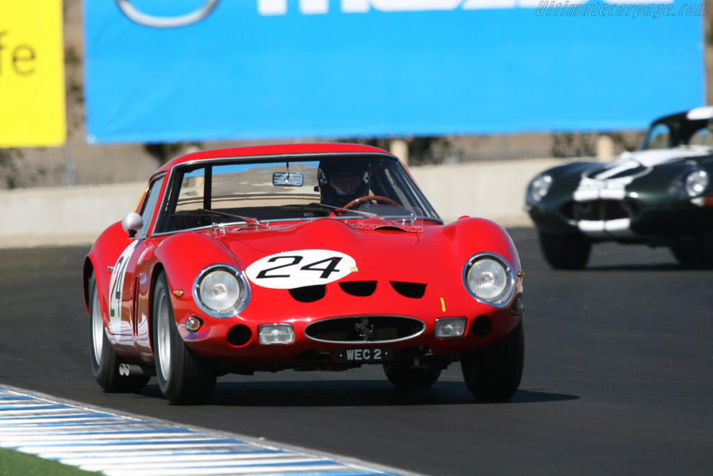 Ferrari 250 GTO - Chassis: 4293GT   - 2007 Monterey Historic Automobile Races