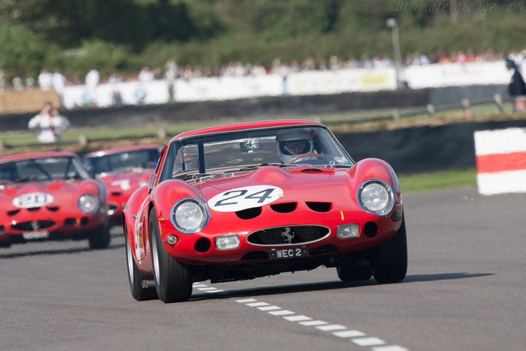 Ferrari 250 Gto Chassis 4293gt 2012 Goodwood Revival