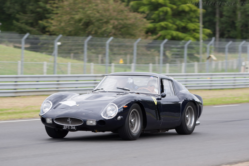 Ferrari 250 GTO - Chassis: 4219GT   - 2012 Le Mans Classic