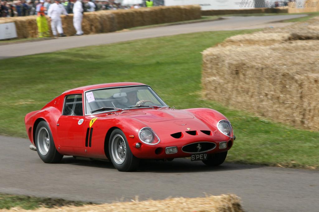 Ferrari 250 GTO - Chassis: 4115GT   - 2007 Goodwood Festival of Speed