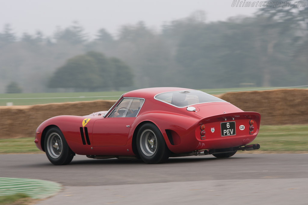 Ferrari 250 GTO - Chassis: 4115GT  - 2012 Goodwood Preview